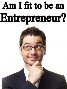 am i fit to be an entrepreneur assessment
